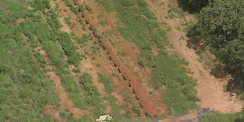No Recife, os três cemitérios destinados a sepultamentos da covid, só contam com pouco mais de 20% de covas e gavetas disponíveis