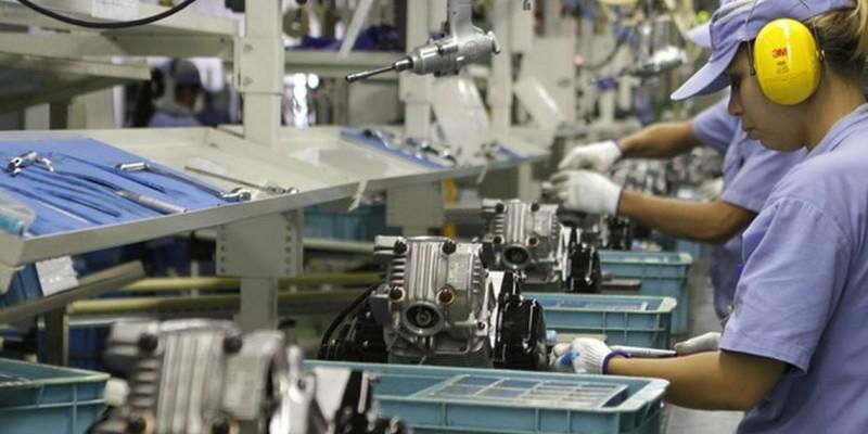 Com a alta, a indústria recuperou parte da perda de 0,9% acumulada de maio a julho.
