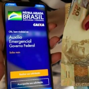 Auxílio emergencial pode ser consultado a partir desta sexta (02)