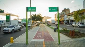 Segunda etapa da Via Parque é concluída em Caruaru
