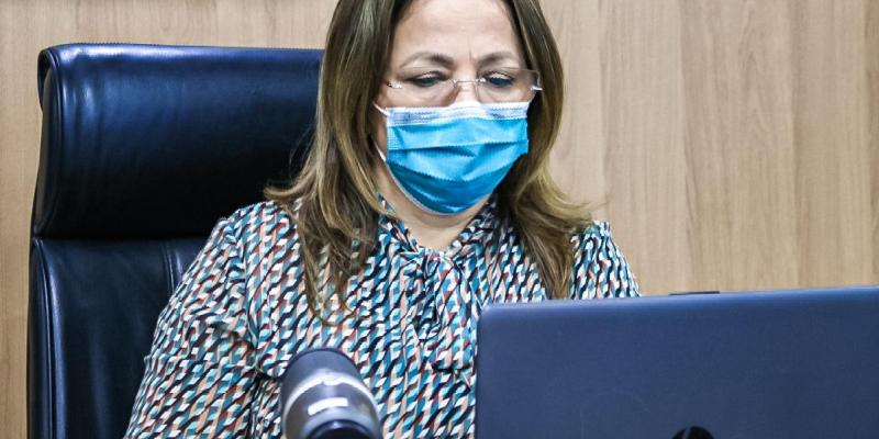 A iniciativa é da vereadora Ana Lúcia (Republicanos)