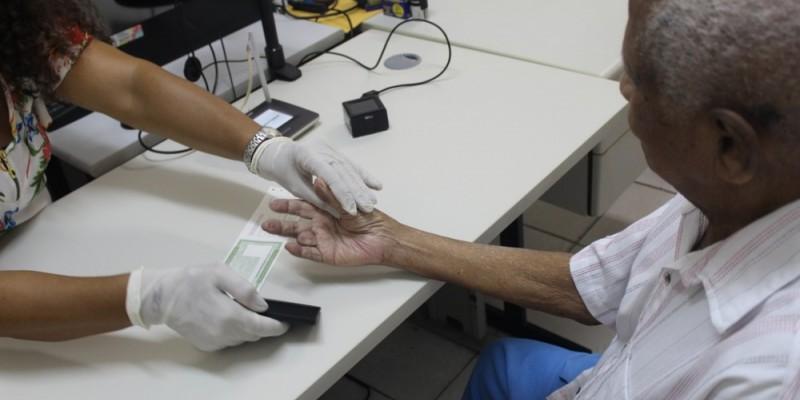 Município da RMR registra procura insuficiente para cumprir meta de recadastramento biométrico. TRE alerta para possíveis transtornos