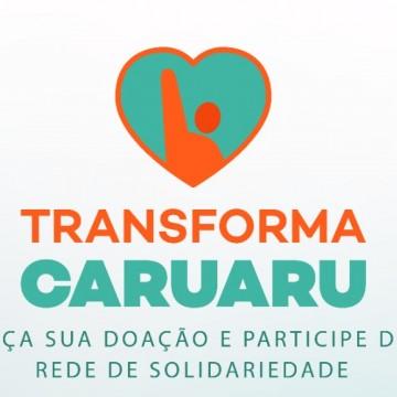 Ceaca é ponto de coleta para doações de alimentos do Transforma Caruaru