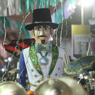 Homem da Meia Noite anuncia tema do desfile para o carnaval 2022