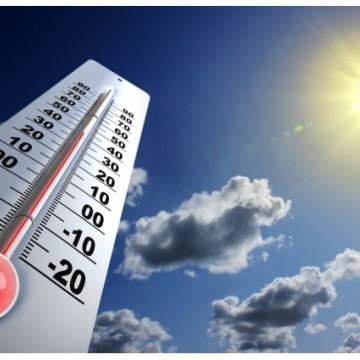 Altas temperaturas foram registras neste último fim de semana no Agreste Pernambucano
