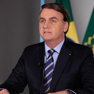 Bolsonaro agradece Índia por insumos para produzir hidroxicloroquina
