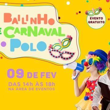 Polo Caruaru realiza prévia carnavalesca infantil gratuita