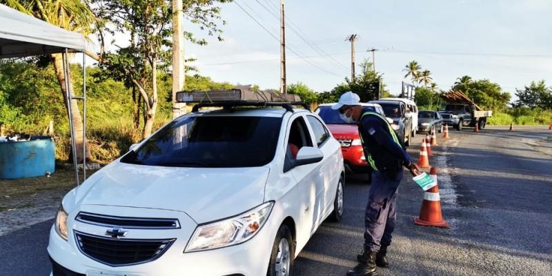 Fechado o acesso para pessoas que não moram, trabalham ou prestam serviços na ilha, em decorrência do Coronavírus