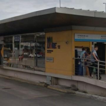 Estação do BRT volta a funcionar