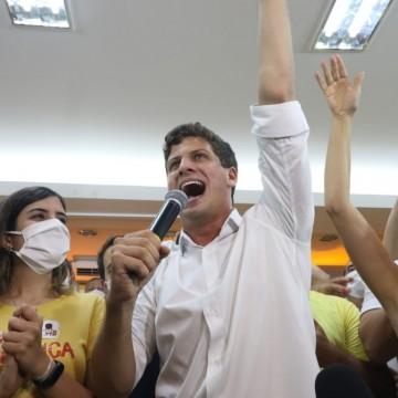 João Campos terá que se colocar como novo em um governo de continuidade