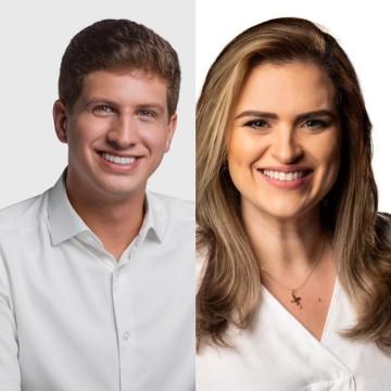 João Campos e Marília Arraes lideram as intenções de votos para a Prefeitura do Recife, aponta Datafolha