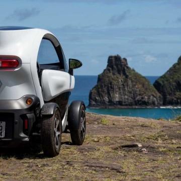 Fernando de Noronha amplia o prazo para aquisição de veículos elétricos