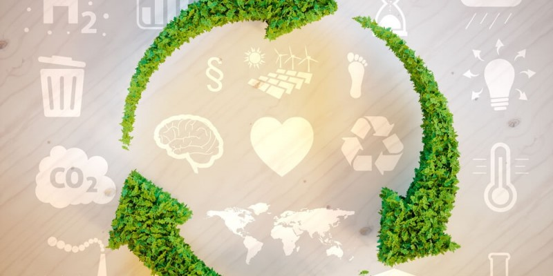 Consciência sustentável para uma melhor qualidade de vida