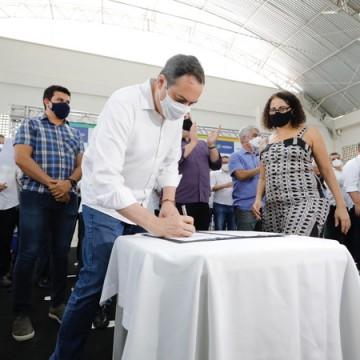 Escola Técnica Estadual Chico Science é inaugurada em Olinda