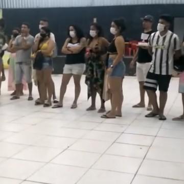 Procon Pernambuco interdita festa clandestina com mais de 40 pessoas