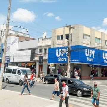 Caruaru ocupou a sexta posição no ranking dos municípios que mais abriram empresas no Estado