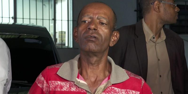 O motorista Paulo Augusto prestou depoimento à Polícia Civil, falando que não foi preconceituoso com os clientes