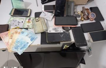 Grupo que assaltou sítio em Brejo da Madre de Deus é detido em Caruaru