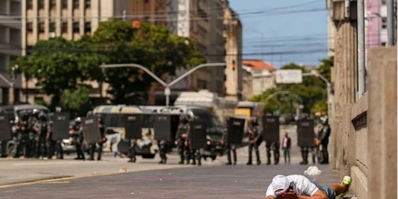Segundo a SDS, dos 16 policiais que participaram da ação, ele é o único PM que teve afastamento disciplinar até agora
