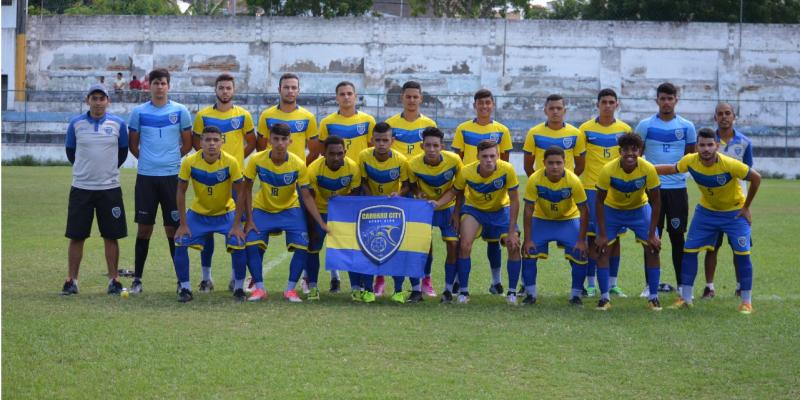 É a primeira competição profissional que o clube caruaruense vai disputar na história