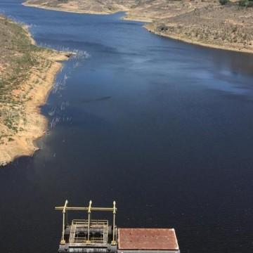 Fortes chuvas no interior aumentam volume de água nas barragens