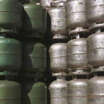 Gás de cozinha sofre aumento de 5% nas refinarias