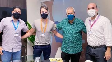 TV Asa Branca e Caruaru no Face fecham parceria com o Maior Cuscuz do Mundo