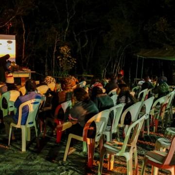 Segundo Cine Araçá será realizado neste sábado (02) em Serra dos Cavalos, Caruaru