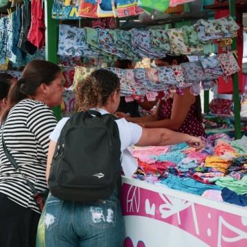 Feira da Sulanca reabre e 70% dos comerciantes voltam às atividades no primeiro dia