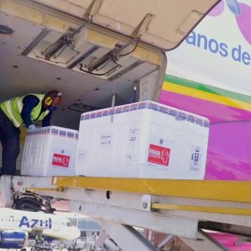 Pernambuco recebeu 244 mil novas doses da vacina Astrazeneca/Fiocruz nesta quarta-feira (02)