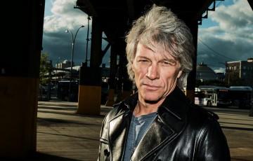 Bon Jovi fará live beneficente nesta quarta-feira (22) para ajudar Nova Jersey