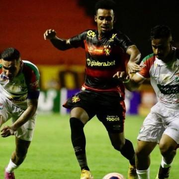 Salgueiro vence Sport em Recife e lidera Pernambucano