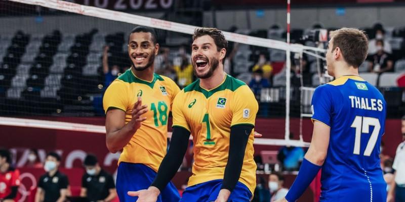 Adversários venceram brasileiros na fase de classificação