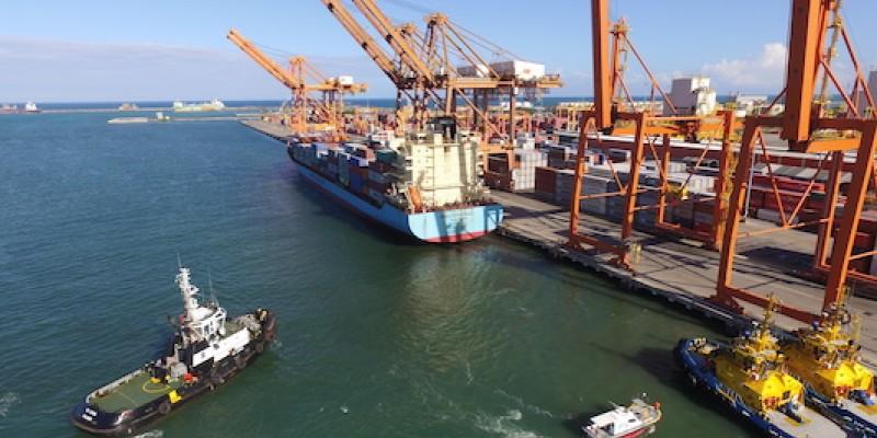 A ideia é agregar sistemas operacionais agilizando a exportação e importação de produtos no Porto