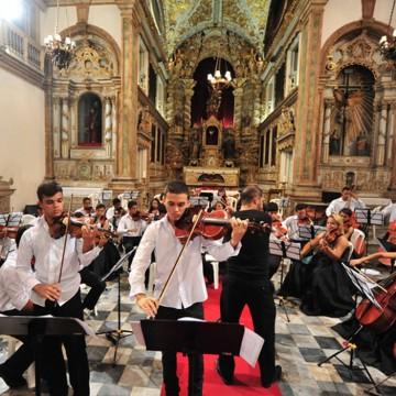Orquestra Criança Cidadã realiza última apresentação da série de recitais online
