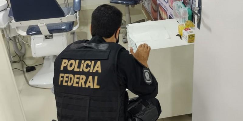 O suspeito, que não teve o nome divulgado pela PF, foi localizado em um condomínio de luxo no bairro de Candeias, em Jaboatão dos Guararapes, no Grande Recife