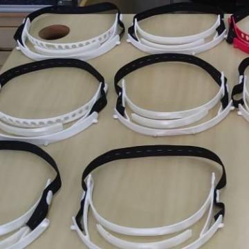 IFPE produz equipamentos de proteção para profissionais de saúde do Estado