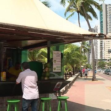 Grande Recife retoma atividades nos calçadões, praças e parques