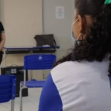 Secretaria de Educação de Riacho das Almas lança programa 'Agente Escolar em Sua Casa'