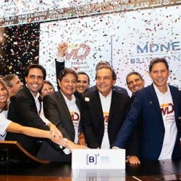 Case da Moura Dubeux é destaque em webinar sobre IPO