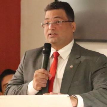 Com Covid-19, Edno Melo recebe apoio dos alvirrubros e solidariedade de clube rival
