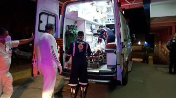 Homem baleado no bairro do Salgado morre após ser socorrido para o hospital