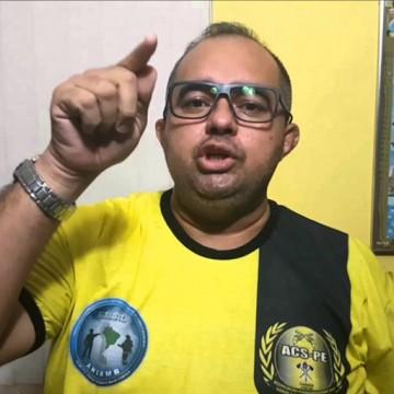 Soldado da PM vai presidir a UDN em Pernambuco
