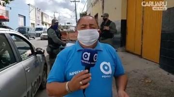 Homem é assassinado dentro de veículo no bairro Indianópolis
