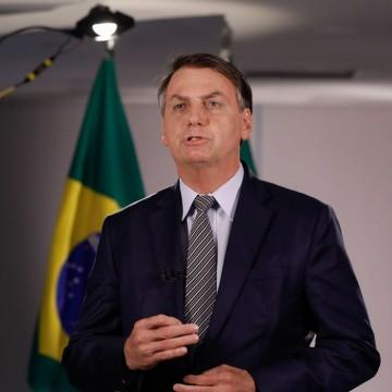 Bolsonaro cancela viagem que faria nesta quinta à Mossoró