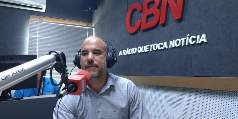 Remir Freire conversou com Willame Souza onde destacaram o primeiro aniversário da Rádio CBN Caruaru