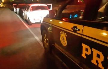 Motoristas de aplicativo são detidos com 60 Kg de maconha em São Caetano