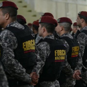 Novas tropas da Força Nacional vão chegar para Pernambuco