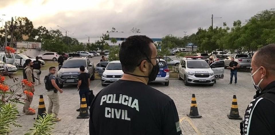 COMERCIANTES SÃO PRESOS EM TORITAMA EM OPERAÇÃO DA POLÍCIA CIVIL