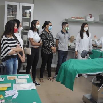 Centro Universitário recebe visita de estudantes do ensino médio nos dias 21 e 22 de setembro